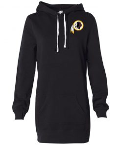 Private: Washington Redskins Women's Hooded Pullover Dress