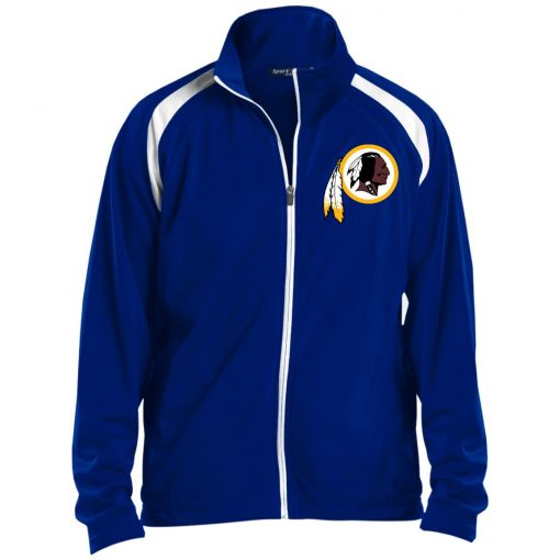 Private: Washington Redskins Men's Raglan Sleeve Warmup Jacket