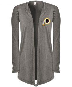 Private: Washington Redskins Women's Hooded Cardigan