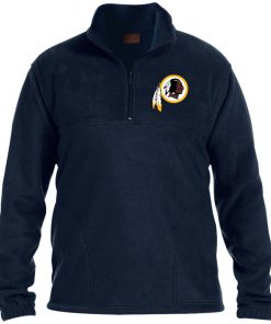 Private: Washington Redskins 1/4 Zip Fleece Pullover