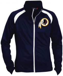 Private: Washington Redskins Ladies' Raglan Sleeve Warmup Jacket