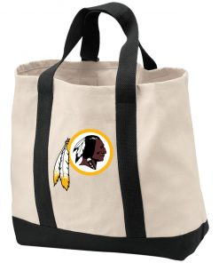 Private: Washington Redskins 2-Tone Shopping Tote